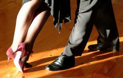 Order Beginners to Improvers Tango Class