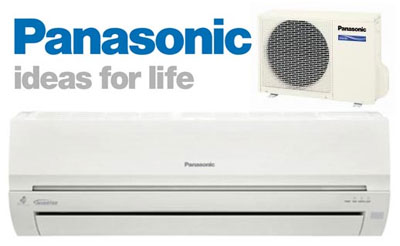 Order Panasonic air conditioner