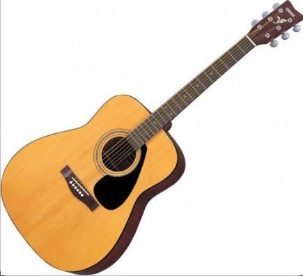 Order YAMAHA F310P Acoustic Guitar Pack