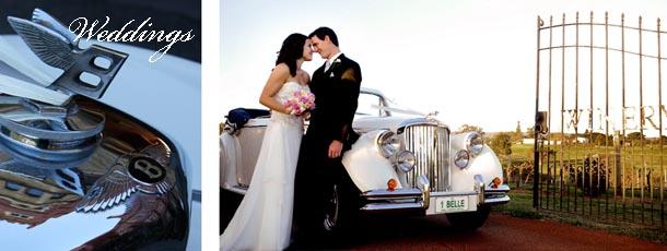 Order Belle Classic Wedding Cars