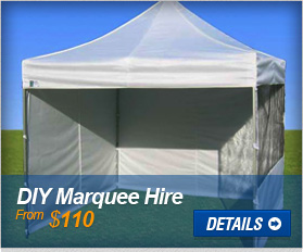 Order Instant Marquee Hire