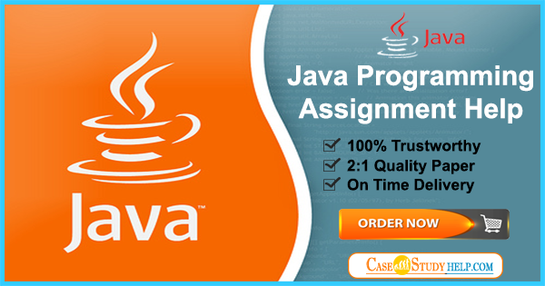 Order Java Assignment Help Service