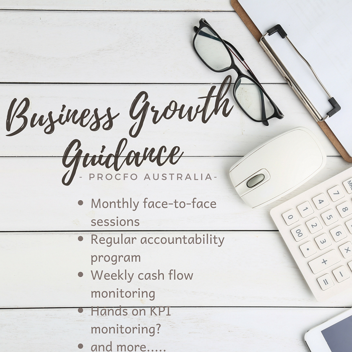 Order Business Growth Guidance
