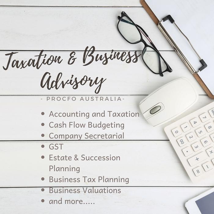 Order Taxation & Business Advisory
