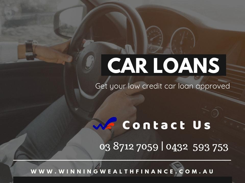 Order Vehicle Finance Melbourne | Car Loan Brokers Melbourne