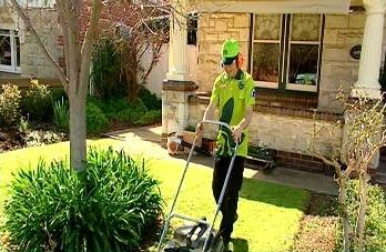 Order Lawn Mowing