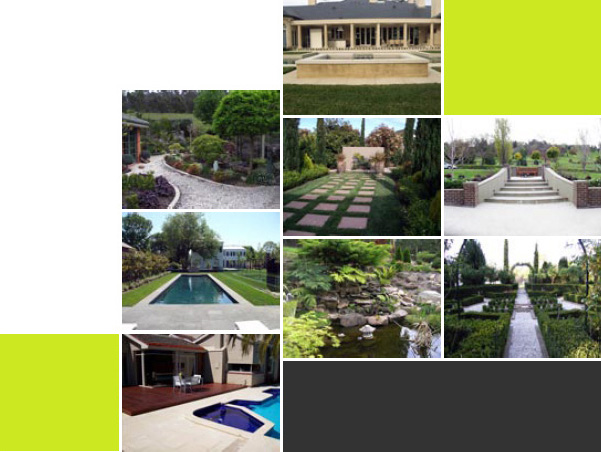 Order Residential Landscaping (and design)