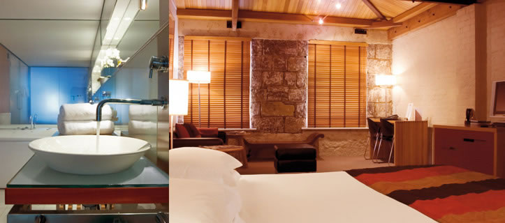 Order The Deluxe Spa Harbour View Rooms