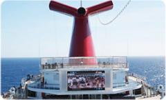 Cruises, Sydney to Peru
