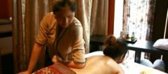 Deep Tissue Hot Oil Massage