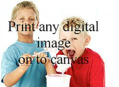 Canvas Printing Your Image