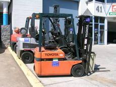 Materials Handling Equipment Rental