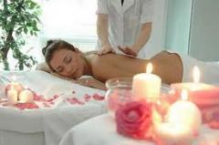 The Aroma Massage