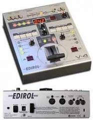 Video Mixer with Effects, Edirol V4