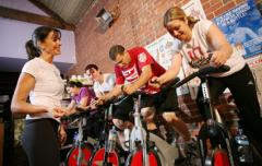 Cycle-spin Cardio