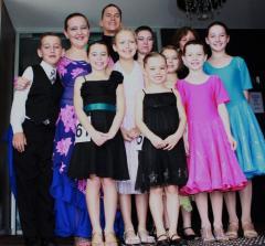 Kids Advanced Dance Class