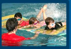 Kinder Swim Classes