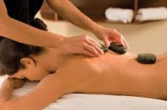 Volcanic Hot Stones Therapy