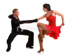 Cha Cha Dance Class