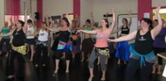 Belly Dance for Beginners Class