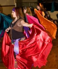 Gypsy Skirt Dance Class