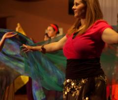 Intermediate Belly Dance Class