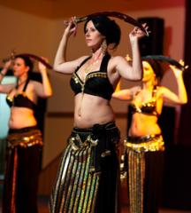 Choreography Class Advanced Belly Dance