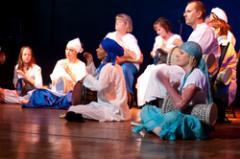 Arabic Drumming Class