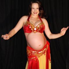 Prenatal Belly Dance Class
