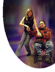 Wheels In Motion Disability Dance Class