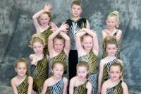 Junior Jazz Ballet Class