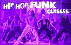 Hip Hop and Funk Classes
