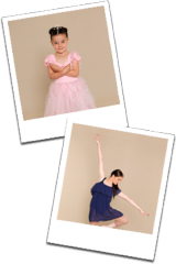 Preschool Music and Movement Jazz/Tap Combo Class