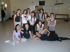 Lyrical Jazz Class