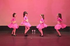Tiny Tots Dance Class