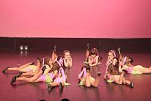 Sub-Inters Dance Class