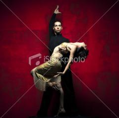 Argentine Tango Dance Class