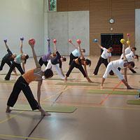 Chi Ball Beginners Class
