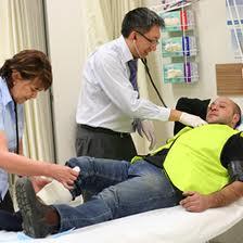 Workplace injury management service