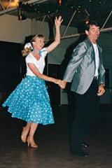 Improvers and Advanced Dance Lessons