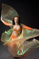 Belly Dancing at Hafla Party