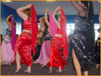 Taster Bellydance Classes