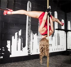 Advanced Preparation Pole Dance Class