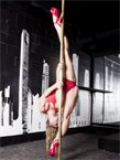 Advanced Pole Dance Class