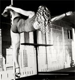 Intermediate 4 Pole Dance Class