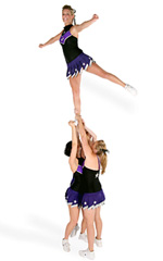 Competitive Cheer and Dance Squads