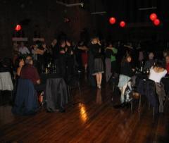 Pre-intermediate Argentine Tango Class