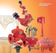 Designing of fire protection systems