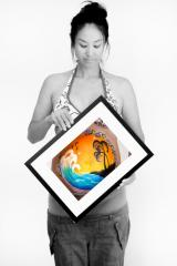 Pregnancy Maternity Belly painting