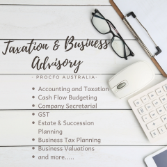 Taxation & Business Advisory
